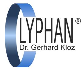 Lyphan Dr. Gerhard Kloz
