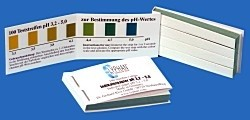 H3250 booklets pH 3,2 to 5,0