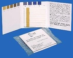 H5576F Indikatorheft pH 5,5-7,6 CE zertifiziert (ausverkauft)