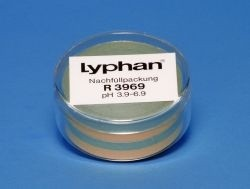 NF3969 LYPHAN NFP Rollen pH 3,9 bis 6,9